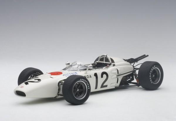 Auto Art Honda RA272 F1 GRAND PRIX MEXICO 1965 BUCKNUM #12 (ohne Fahrer)