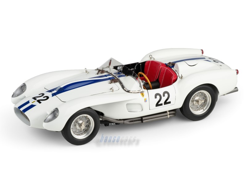 Cmc Modell Ferrari 250 Testa Rossa 1958 22 Lucybelle Limited Edition 3 000 Hansecars Modellautos Hansecars Exklusive Sammlermodelle