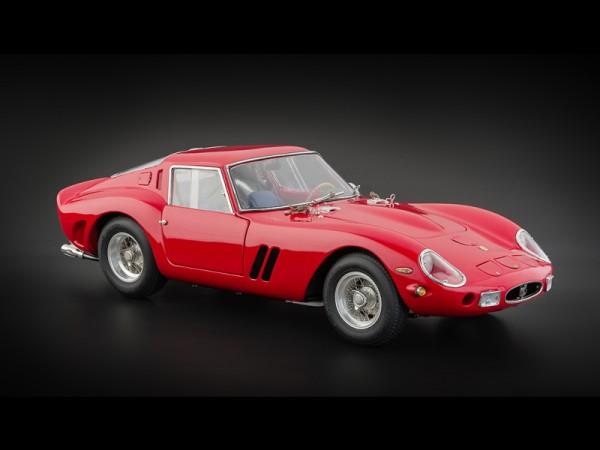 CMC Ferrari 250 GTO 1962 rot