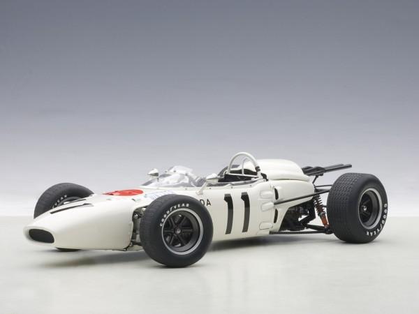 Auto Art Honda RA272 F1 GRAND PRIX MEXICO 1965 Richie Ginther #11 (ohne Fahrerfigur)