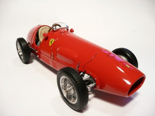 CMC Ferrari 500 F2 1953 rot