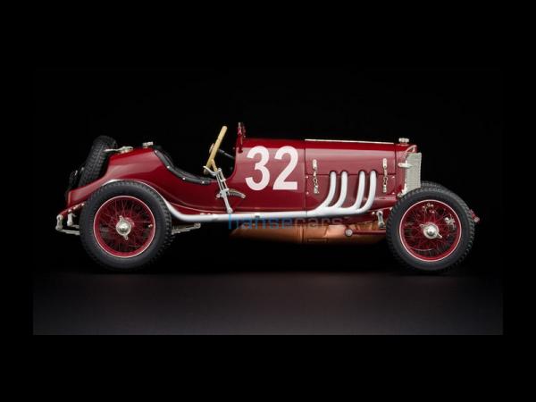 CMC Mercedes Targa Florio, 1924 #32 Lautenschlager/Traub 2. Platz Limitierte Edition 1000 Stück