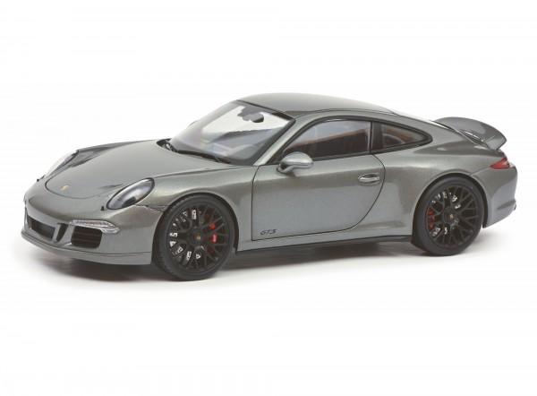 Schuco Porsche 911 GTS grau 1:18 Limited Edition 500
