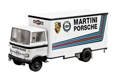 Schuco Mercedes Benz LP 608 Martini Racing Kasten Limited Edition 1500