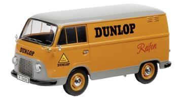 Schuco Ford FK 1000 Dunlop