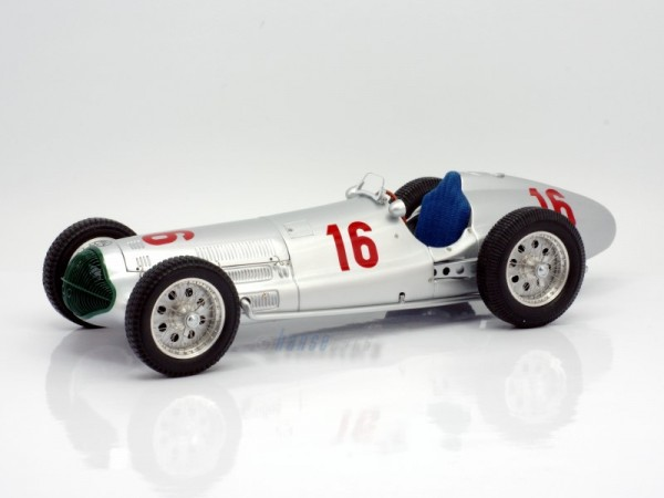 CMC Mercedes Benz W154 GP Germany #16, Seaman, 1938 Limited Edition 3000