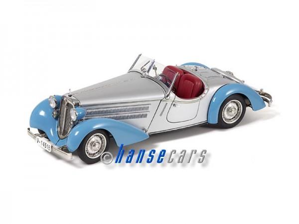 CMC Audi 225 Front Roadster 1935 blau / silber