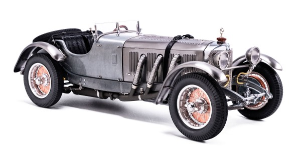 CMC Mercedes-Benz SSK, 1930 Clear Finish Limited Edition 600 Stk.