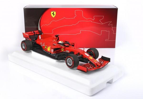 BBR Ferrari SF1000 2020 Austrian Grand Prix At The Red Bull Ring Vettel 1/18