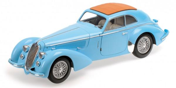 Minichamps Alfa Romeo 8C Lungo 1938 hellblau