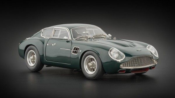 CMC Aston Martin DB4 GT Zagato Goodwood Green Limited Edition