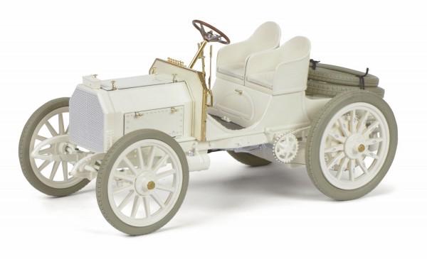 """Schuco Mercedes 35 HP """"1901"""", weiß/white Limited Edition 1000"""