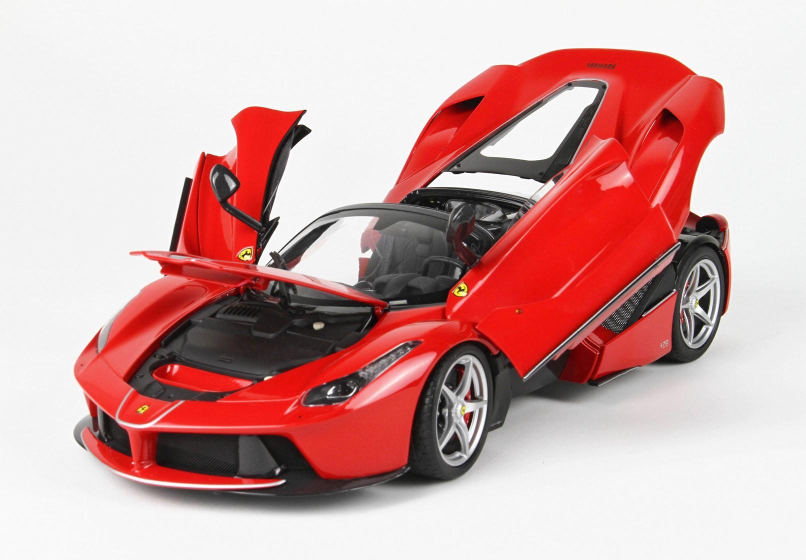 Bbr Ferrari Laferrari Aperta Rosso Corsa 322 Hansecars Modellautos Hansecars Exklusive Sammlermodelle