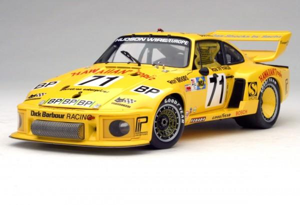 Exoto Porsche 935 Turbo 1979 Le Mans, #71 Bob Akin, Roy Woods, Rob McFarlin