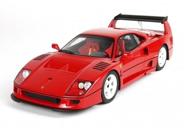 BBR Ferrari F40 By Michelotto 1/18 Limited Edition 42 Stück