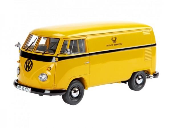 Schuco Exklusiv VW T1 Kastenwagen Deutsche Bundespost gelb Limited Edition 500