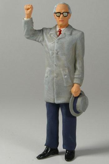 figurenmanufaktur Figur 1:18 Erich Honecker