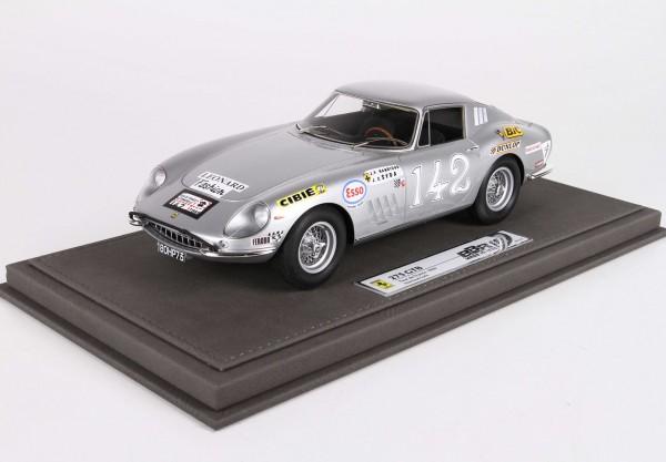 BBR Ferrari 275 GTB Tour De France 1969 #142 1/18 Limited Edition 149