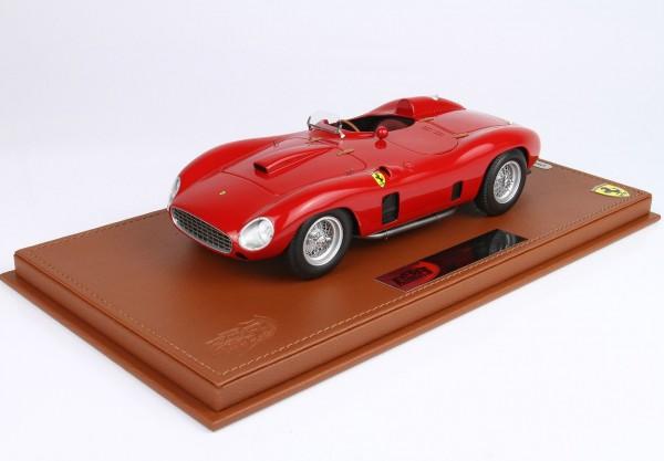 BBR Ferrari 290 MM 1956 Street Version rot Limited Edition 40 1/18