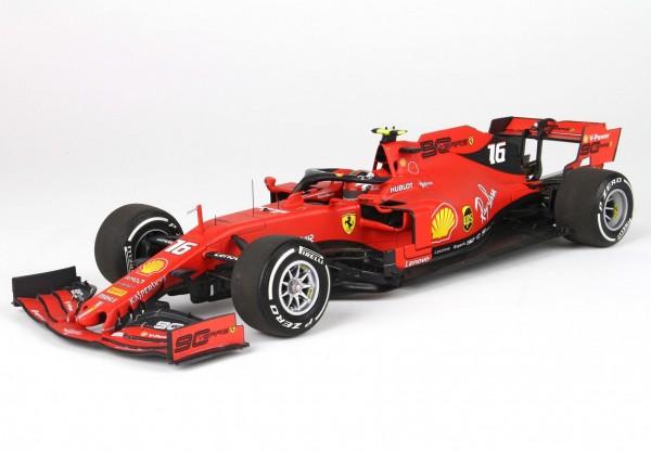 BBR Ferrari SF90 Italy Gran Prix Monza Leclerc 1/18