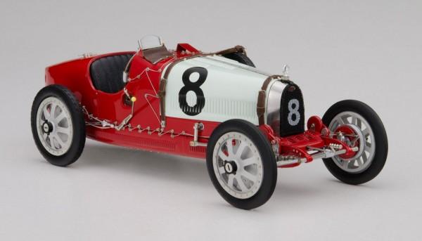 CMC Bugatti Typ 35 - Schweiz - Limited Edition 300