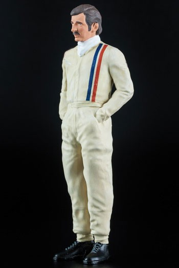 figurenmanufaktur Figur 1:18 Jo Siffert, Rennfahrer