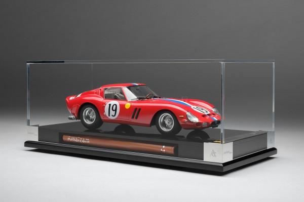 Amalgam Ferrari 250 GTO Le Mans GT Sieger 1962 #19 1:18