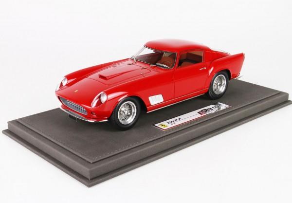 BBR Ferrari 250 TDF faro carenato 1958 red Limited Edition 99