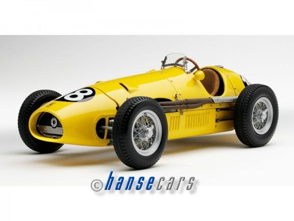 Exoto Ferrari 500 F2 1953 Winner, IX Grand Prix of Berlin Official Francorchamps model Jacques Swate