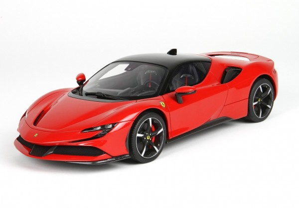 BBR Ferrari SF90 Stradale Red Corsa 322 Limited Edition 350 Stück