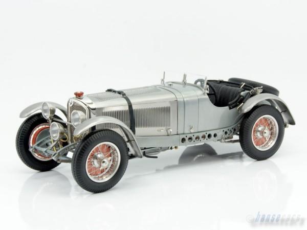 CMC Mercedes-Benz SSKL Mille Miglia Unlackiert 15 Jahre CMC Jubiläumsmodell 1:18 inklusive original