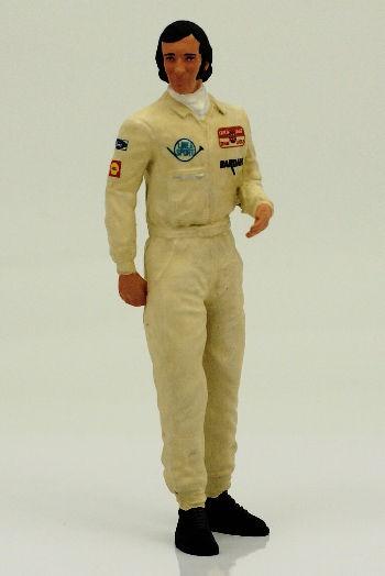 figurenmanufaktur Figur 1:18 Emerson Fittipaldi Rennfahrer