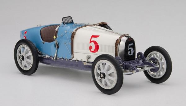 CMC Bugatti Typ 35 - Argentinien - Limited Edition 500