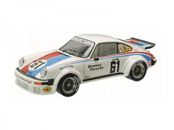 Schuco Porsche 934 RSR #61 Brumos 24h Daytona Gregg, Busby 1:18