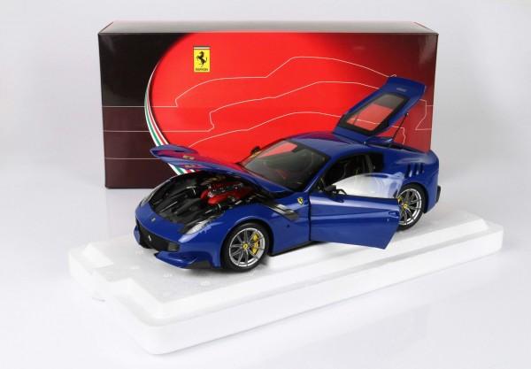 BBR Ferrari F12 TDF Azzurro Dino 1/18