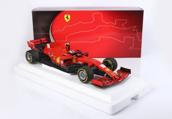 BBR Ferrari SF1000 2020 Austrian Grand Prix At The Red Bull Ring Leclerc 1/18
