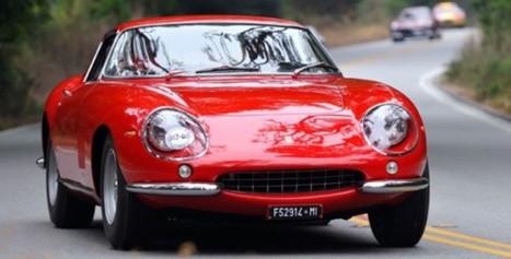 CMC Ferrari 275 GTB/C, 1966, rot