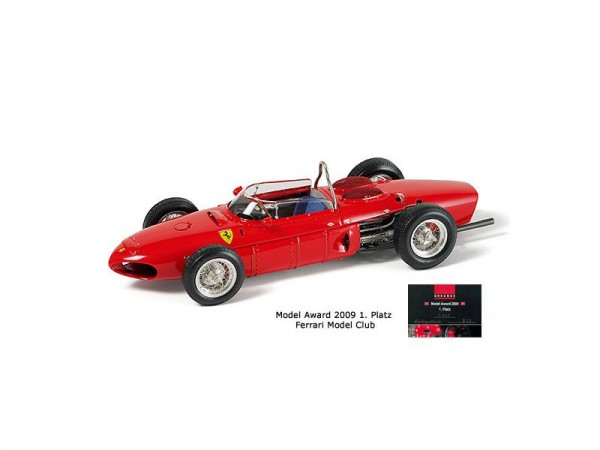 CMC Ferrari 156 F1 Sharknose 1961 rot