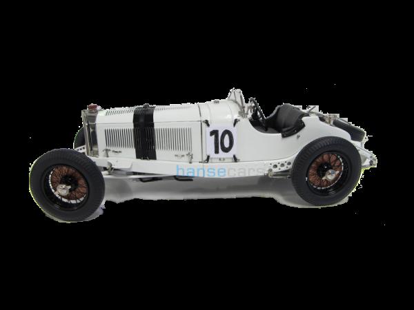CMC Mercedes-Benz SSKL Mille Miglia,1931 GP Deutschland #10 Stuck Limitierte Edition 1000 Stück