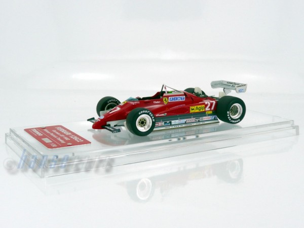 Tameo Ferrari 126C2 GP Germany Winner Patrick Tambay Limited Edition