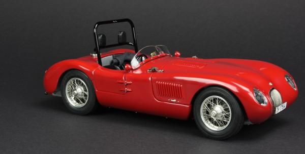 CMC Jaguar C-Type, im aktuellen Zustand, Dr. Christian Jenny Limitierte Edition 1000 Stück