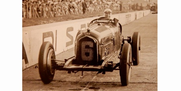 CMC Alfa Romeo P3 Caracciola, Gewinner GP Monza 1932, #6 Limited Edition 1000