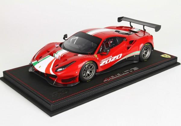 BBR Ferrari 488 GT3 2020 Limited Edition 1/18