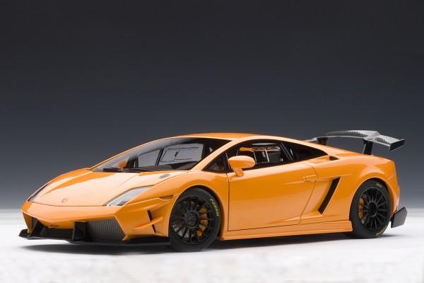 Auto Art Lamborghini Gallardo LP560-4 orange