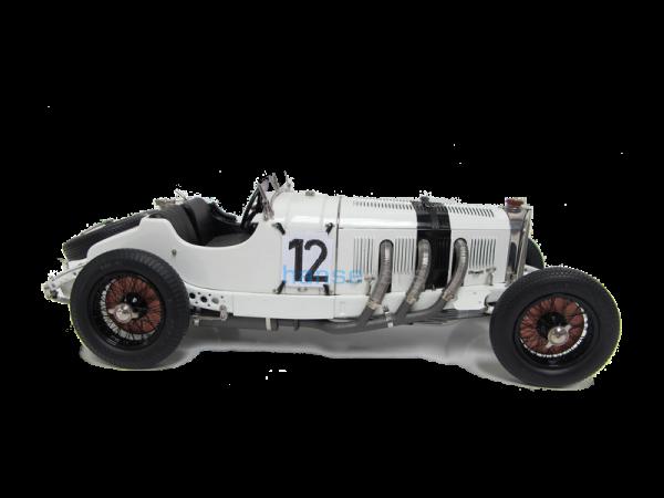 CMC Mercedes-Benz SSKL Mille Miglia,1931 GP Deutschland #12 Merz Limitierte Edition 1000 Stück