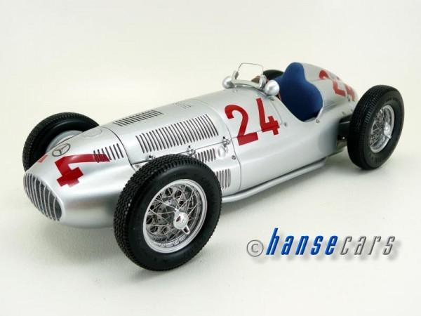CMC Mercedes Benz W 165 #24 GP von Tripolis 1939 Rudolf Caracciola