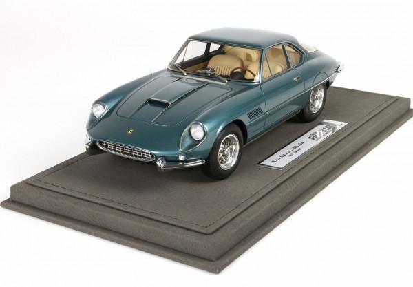 BBR Ferrari 400 Superamerica Coupe Serie 1 1961 Colore Turchese Limited Edition 100