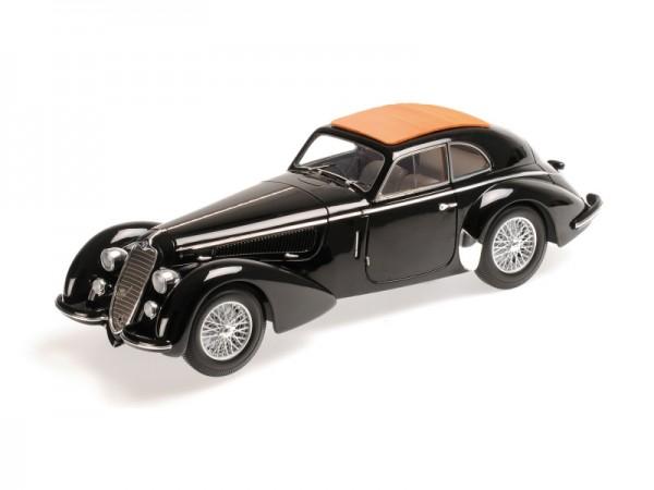 Minichamps Alfa Romeo 8C Lungo 1938 schwarz