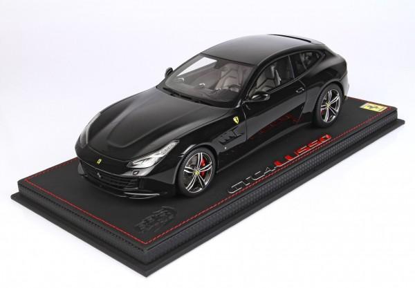BBR Ferrari GTC4 Lusso New Black Daytona 1/18 Limited Edition 24