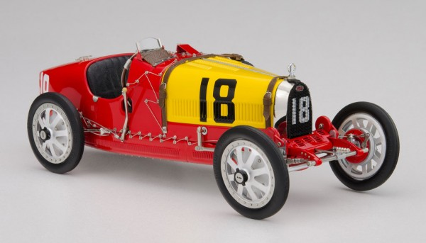 CMC Bugatti Typ 35 - Spanien Limited Edition 2000
